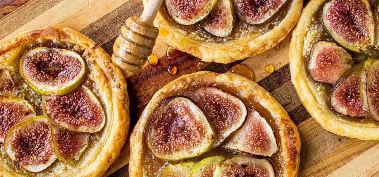 Fig Tartlets