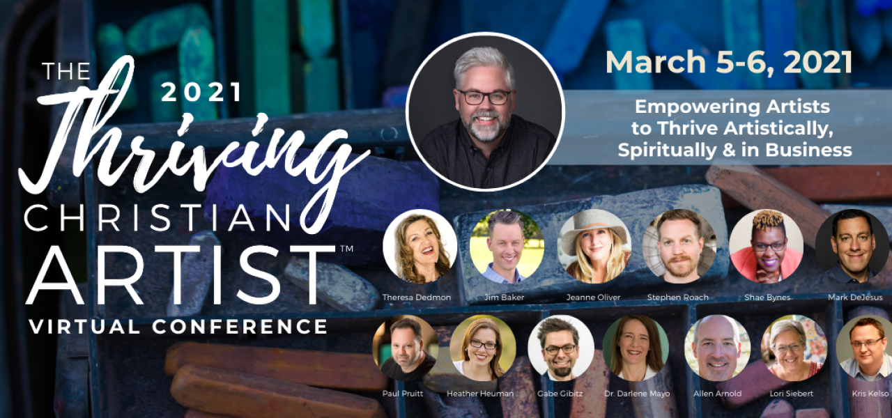 Thriving Christian Art conference